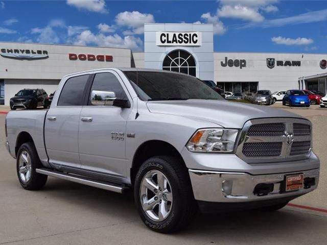 Pre Owned 2017 Ram 1500 Lone Star