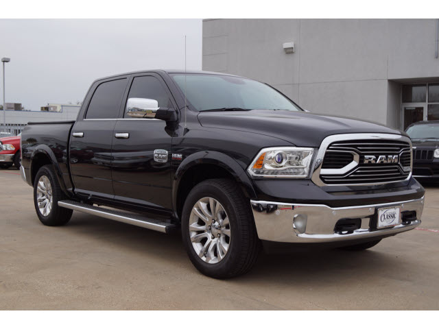 new 2017 ram 1500 laramie longhorn crew cab in arlington. Black Bedroom Furniture Sets. Home Design Ideas