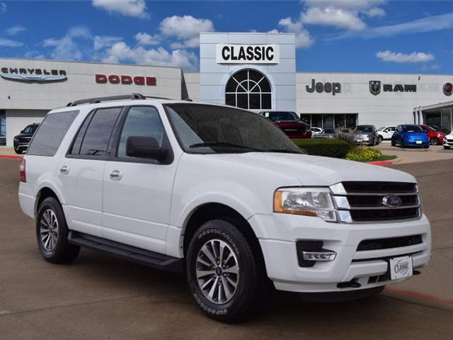 Pre Owned 2017 Ford Expedition Xlt 4d Sport Utility In Arlington