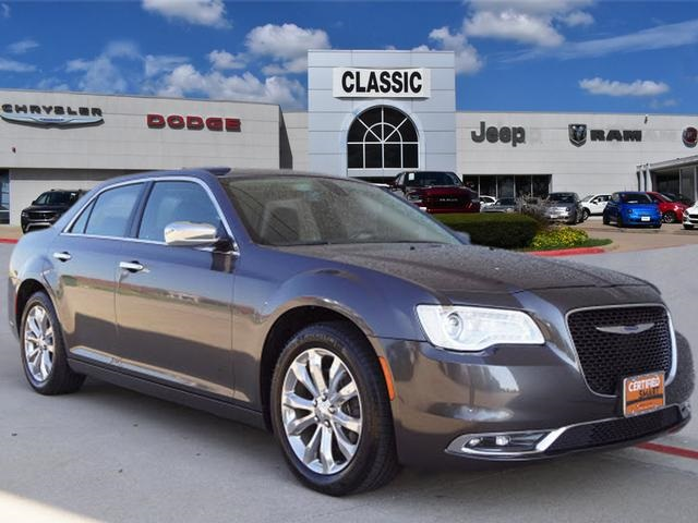 Certified Pre-Owned 2017 Chrysler 300C Base