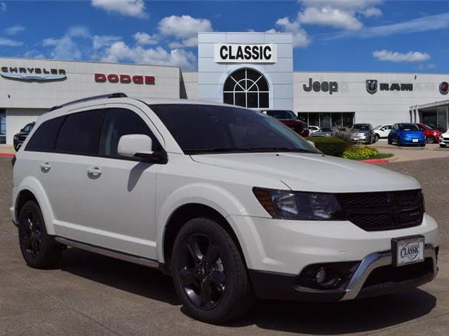 New 2018 Dodge Journey Crossroad Sport Utility In Arlington