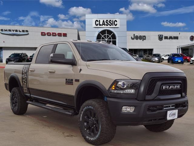 New 2018 RAM 2500 Power Wagon