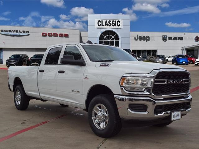 NEW 2019 RAM 2500 TRADESMAN CREW CAB 4X4 8' BOX