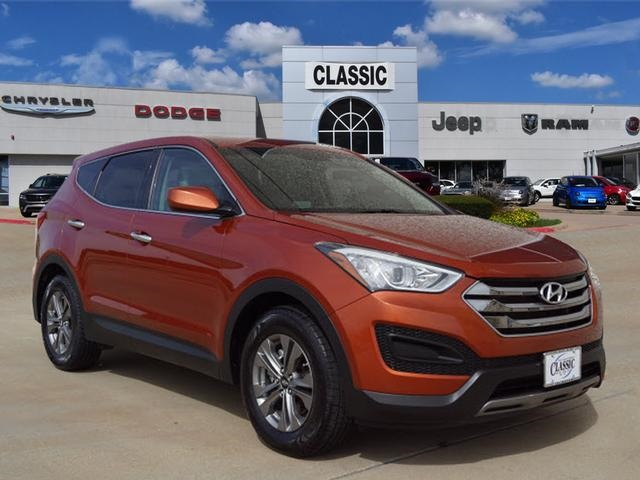 Pre Owned 2016 Hyundai Santa Fe Sport 2 4 Base