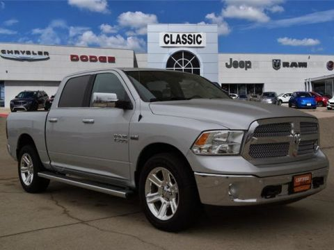 Certified Pre-Owned 2018 Ram 1500 Lone Star